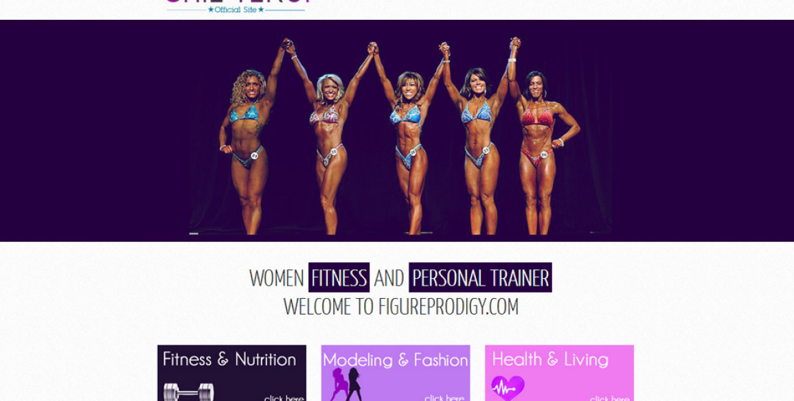 Chicago Personal Trainer Website and Marketing – Chie Tirue