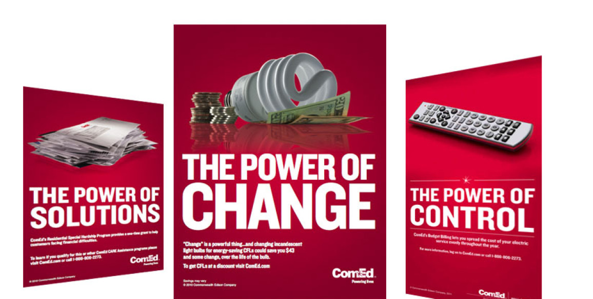 ComEd – Chicago Marketing and Mailer