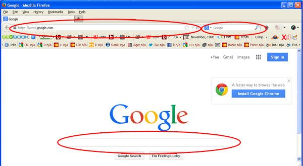 google search - PPC Chicago Internet Marketing Company